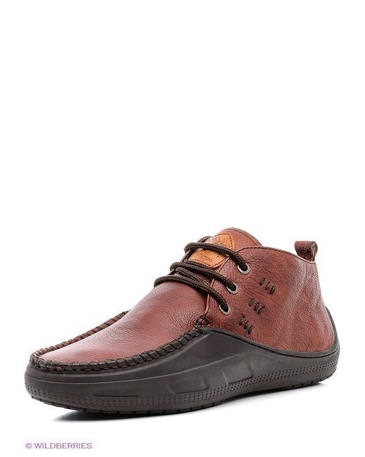 El Tempo | Мужские Красные Ботинки
