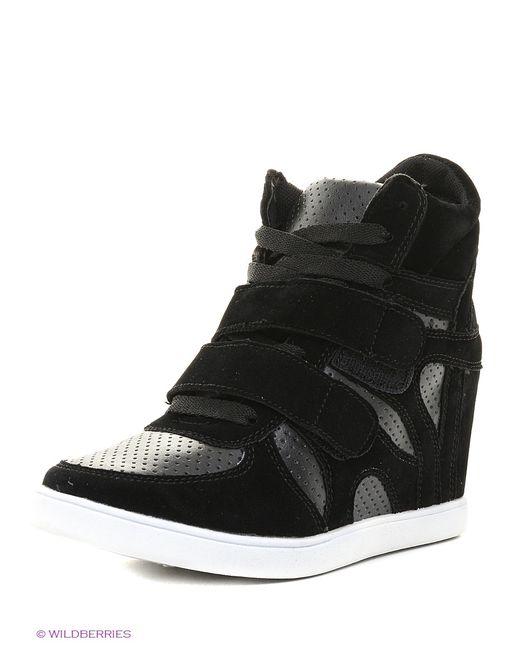 Befree | Женские Чёрные Ботинки