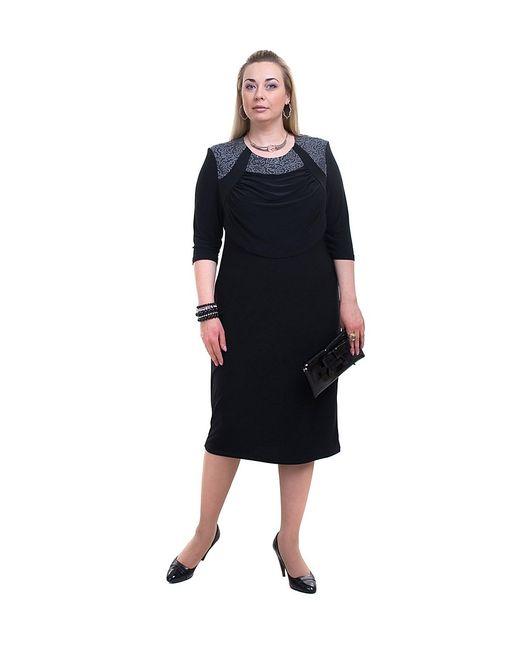 Olsi | Женские Чёрные Платья