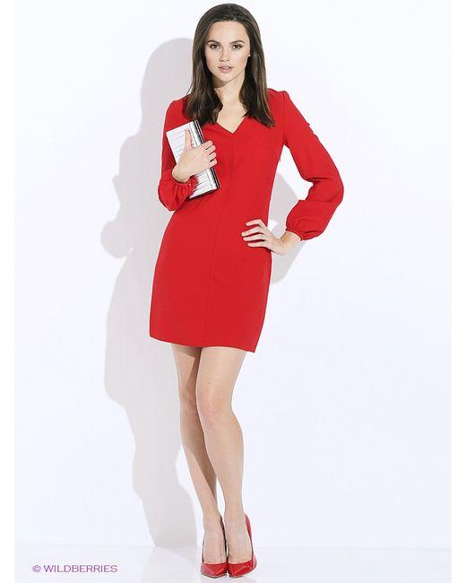 Befree   Женские Красные Платья