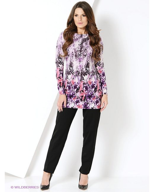 Magnolica | Женские Фиолетовые Блузки