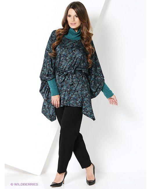 Magnolica   Женские Бирюзовые Блузки