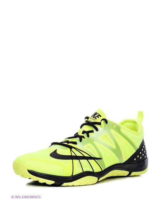 Nike   Женские Жёлтые Кроссовки
