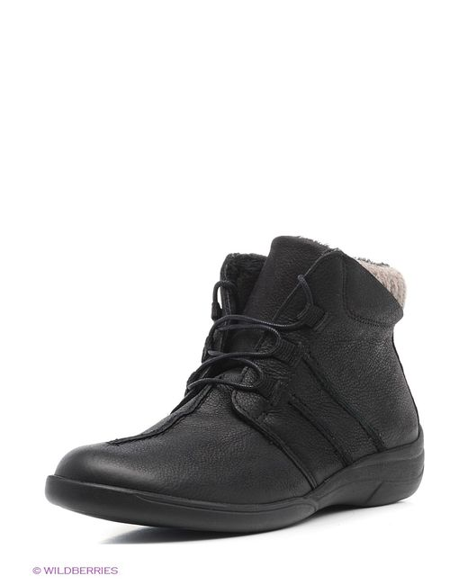 Francesco Donni | Женские Чёрные Ботинки