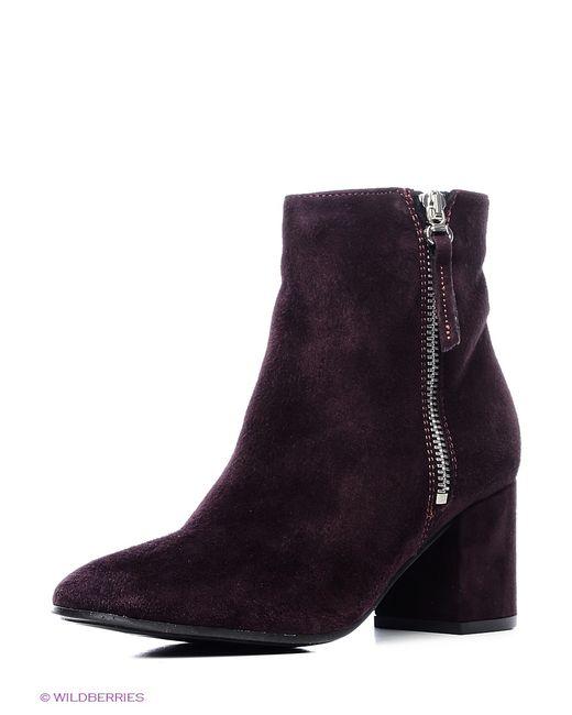 Tervolina | Женские Красные Ботинки