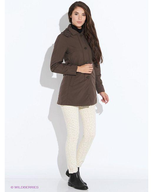 Geox | Женские Коричневые Куртки