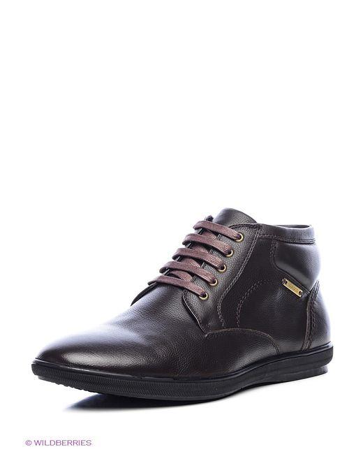 Wasco | Мужские Коричневые Ботинки