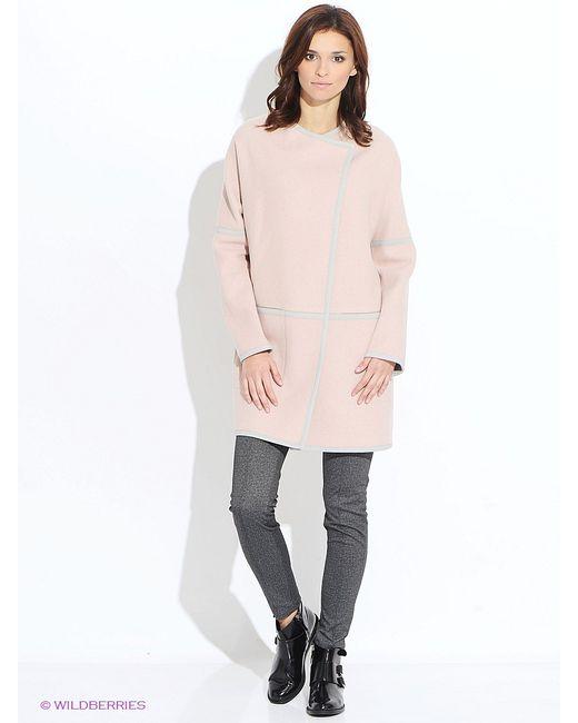 s.Oliver | Женское Розовое Пальто