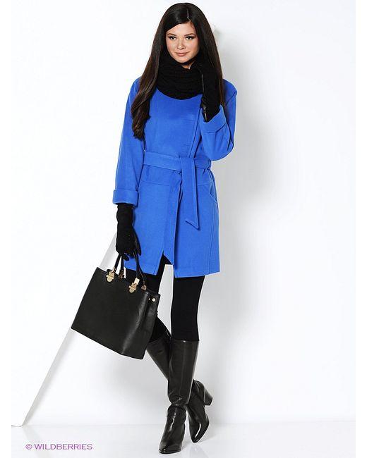 Electrastyle   Женское Синее Пальто