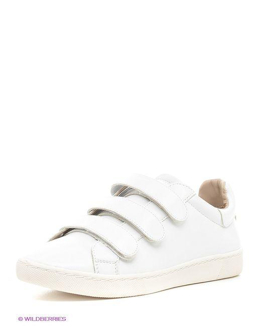 Mango | Женские Белые Туфли