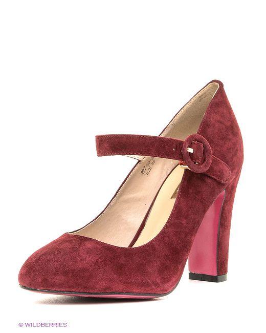 Dino Ricci | Женские Красные Туфли