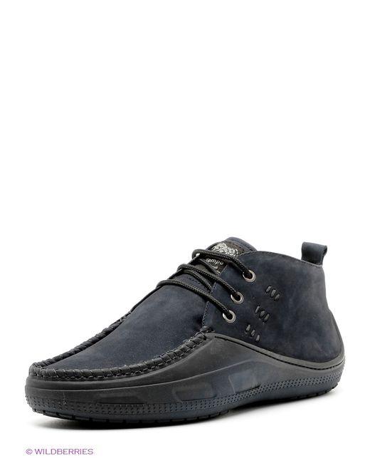El Tempo | Мужские Синие Ботинки