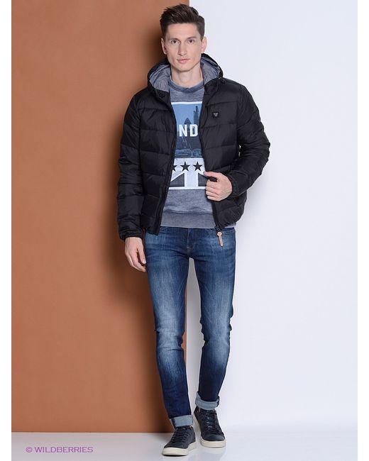Pepe Jeans London | Мужские Чёрные Куртки