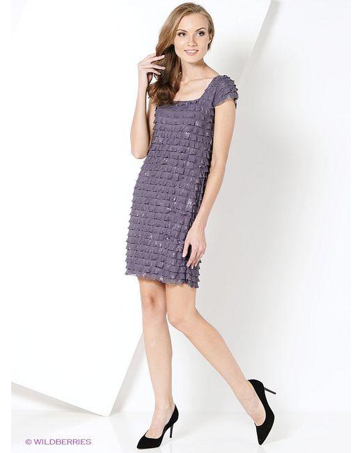 Magnolica | Женские Фиолетовые Платья