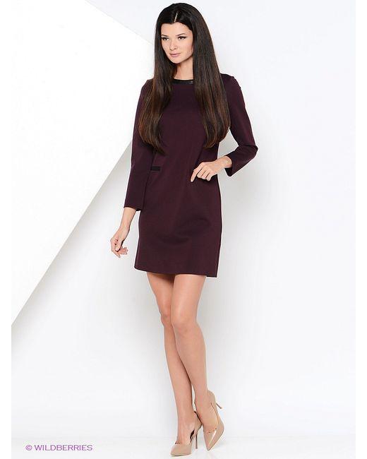 Femme | Женские Фиолетовые Платья