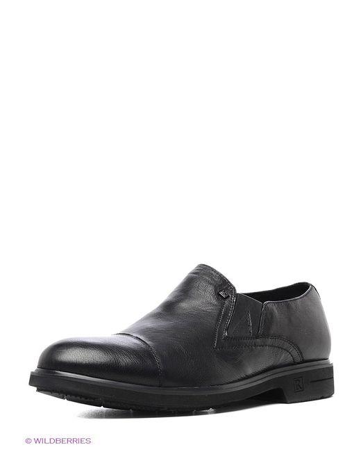 Renaissance | Мужские Чёрные Ботинки