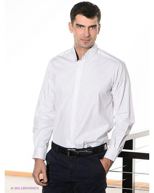 Dairos | Мужские Белые Рубашки