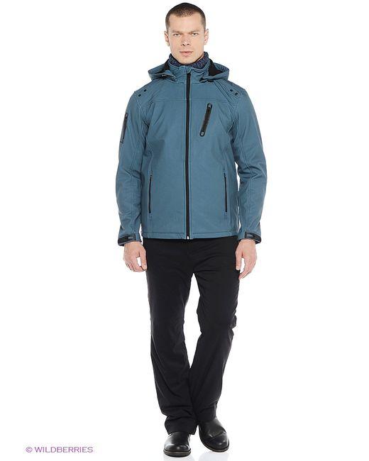 Blue Seven | Мужские Морская Волны Куртки