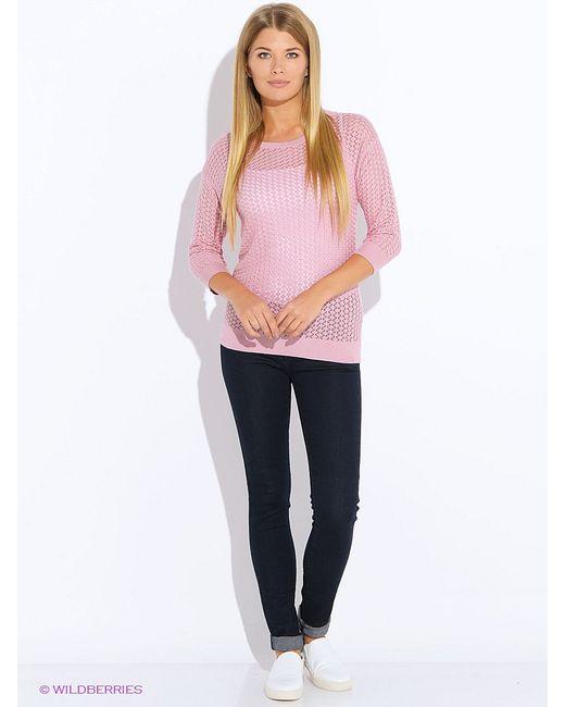 Sela | Женские Розовые Джемперы