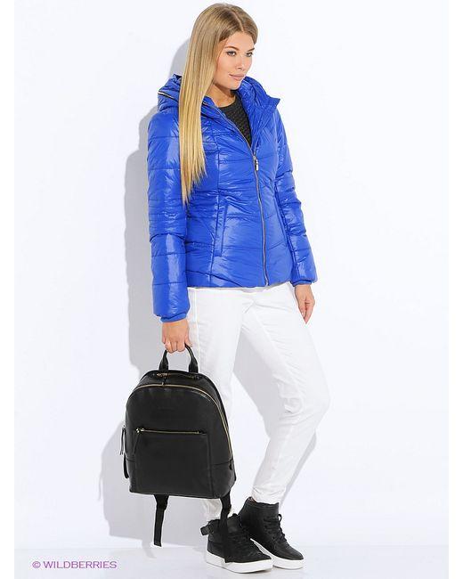 Sela   Женские Синие Куртки