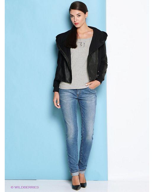 Trussardi | Женские Чёрные Куртки