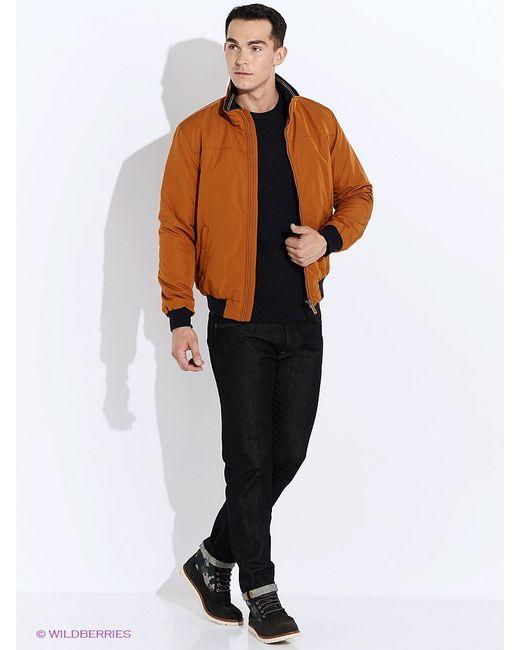 Geox   Мужские Рыжие Куртки