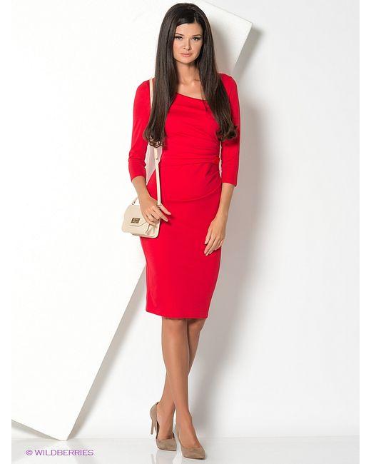 Goddess London | Женские Красные Платья