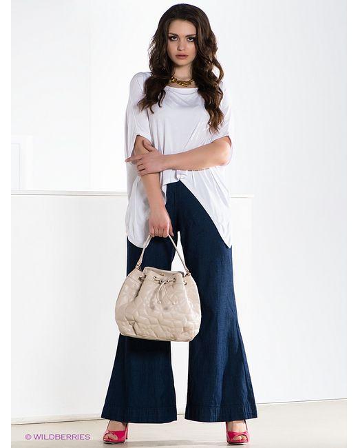 Mat Fashion | Женские Синие Брюки