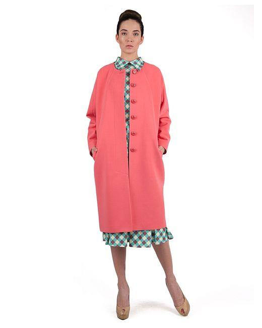 Vika Smolyanitskaya | Женское Розовое Пальто