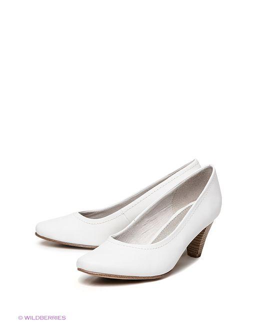 Jana | Женские Белые Туфли