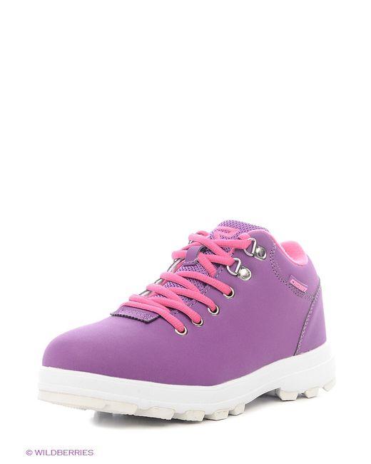 Crosby | Женские Фиолетовые Ботинки