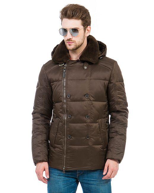 Clasna | Мужские Коричневые Куртки