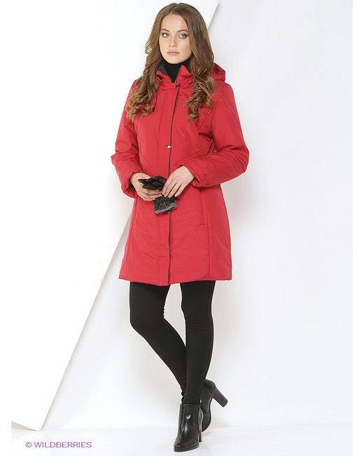Maritta   Женские Красные Куртки