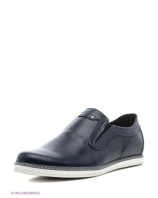 Walrus | Мужские Синие Ботинки