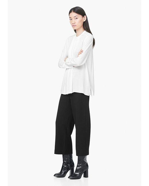 Mango | Женские Белые Блузки