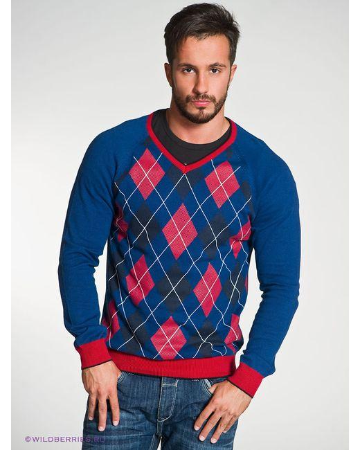 Blend | Мужские Синие Пуловеры