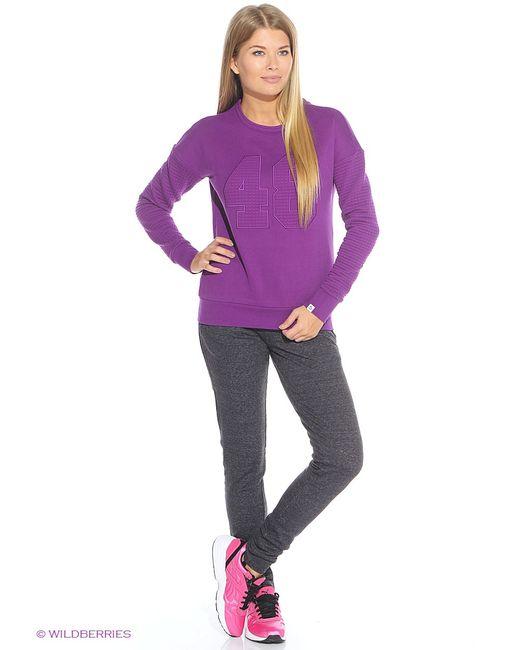 Puma   Женские Фиолетовые Джемперы