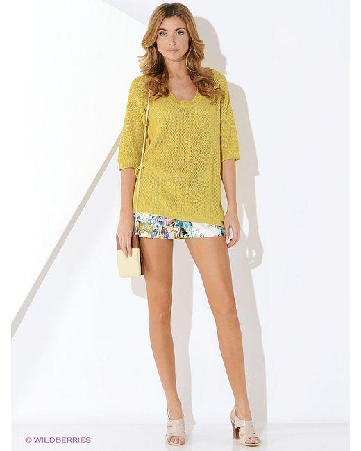 Malvin | Женские Жёлтые Джемперы