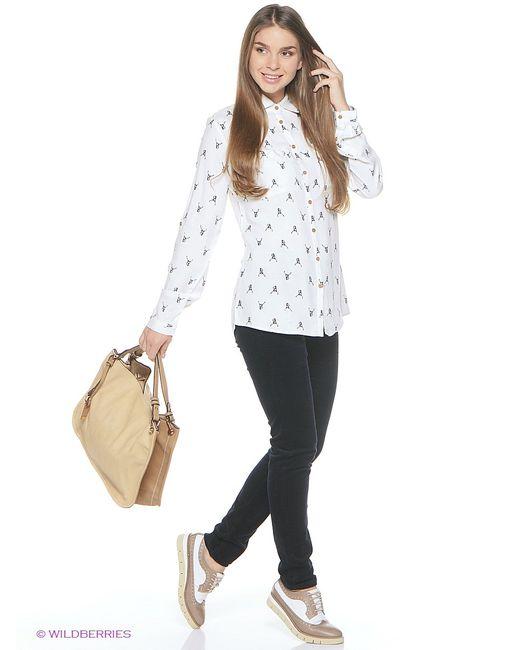 Sela | Женские Молочные Блузки