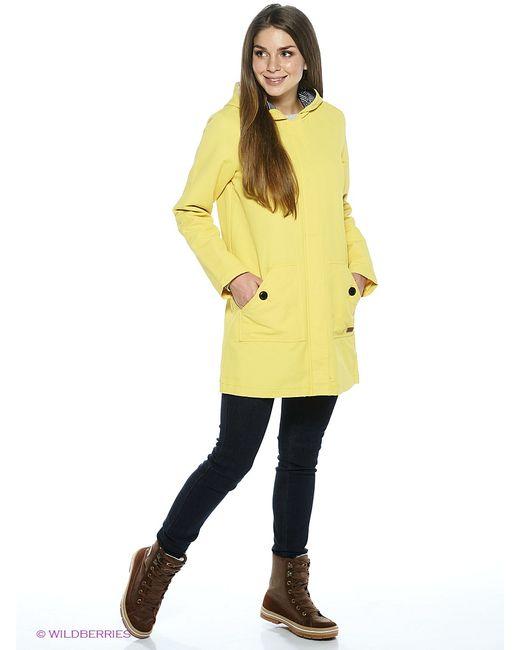 Roxy | Женское Жёлтое Пальто