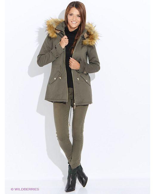 MOTIVI | Женские Зелёные Куртки
