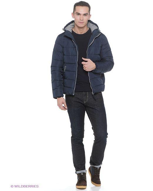 ТВОЕ | Мужские Синие Куртки