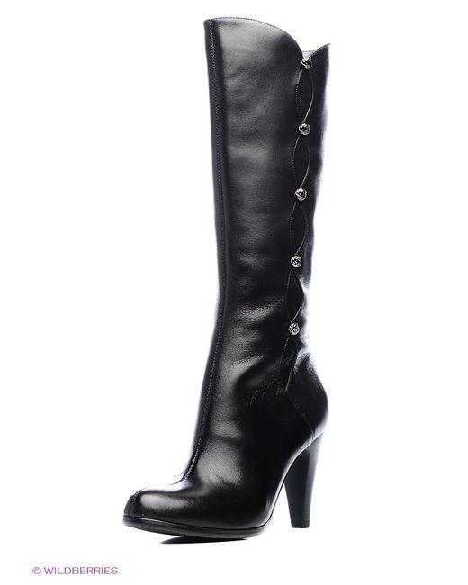 Moda Donna | Чёрные Сапоги