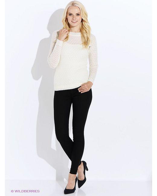 Baon   Женские Белые Джемперы