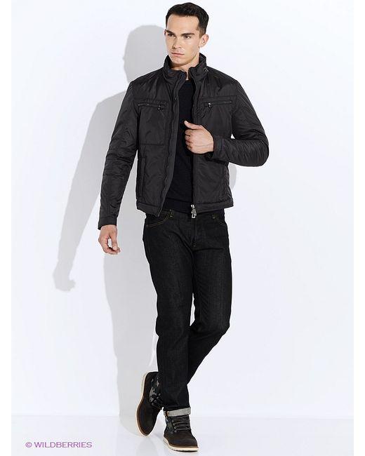 Geox   Мужские Антрацитовые Куртки