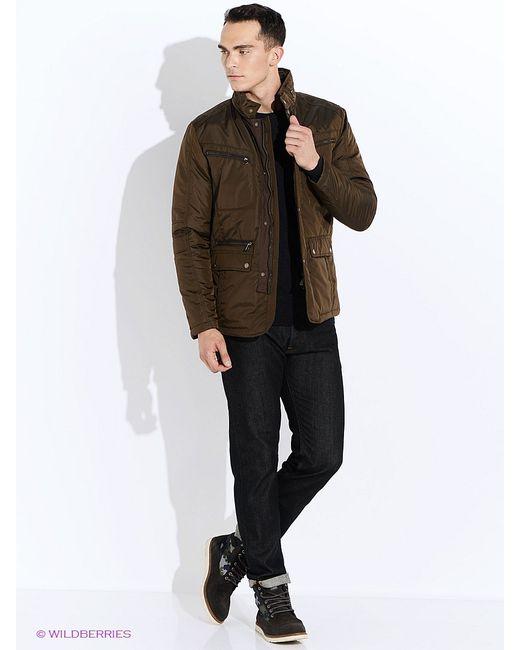 Geox | Мужские Коричневые Куртки