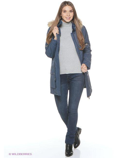 Sela | Женские Бирюзовые Куртки