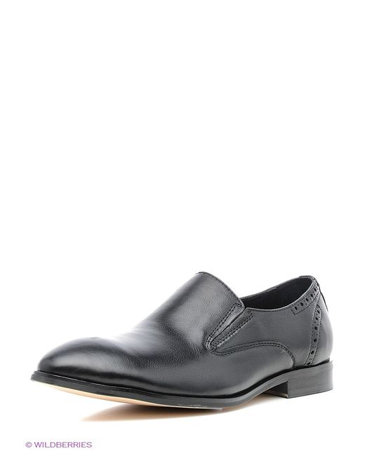 Calipso   Мужские Чёрные Ботинки