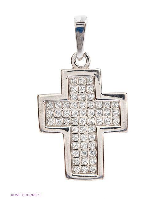 Lovely Jewelry   Женские Серебристые Ювелирные Подвески