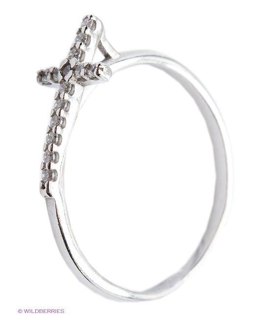 Lovely Jewelry   Женские Серебристые Ювелирные Кольца